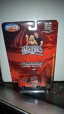 "THE DUKES OF HAZZARD Cottman Trans ""2005"" Joyride Dodge  GENERAL LEE DIECAST"