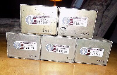 Peerless / Altec Lansing Model 15189 vintage Socket Type Line audio transformer