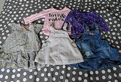 Bundle 3-6 month girls outfits zara gap next john rocha