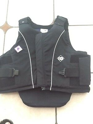 Charles Owen Small Womans  horse riding body protector - Beta 2009 - Level 3
