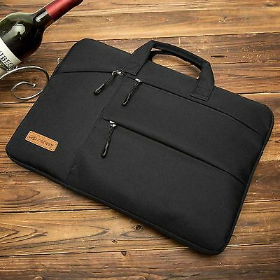 Waterproof Notebook Laptop Messenger Sleeve Case Bag Handbag Briefcase Men&Women