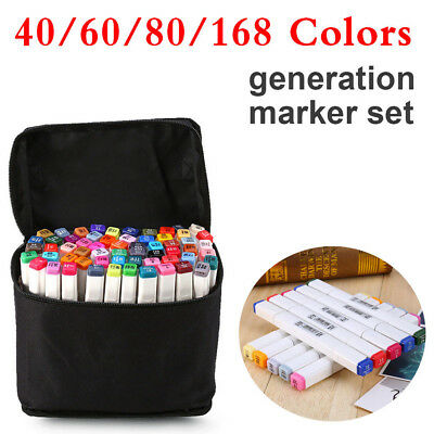 Markers Touch Gen 6 Generation Copic design custom 40/60/80 color alcohol pen UK