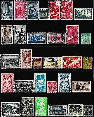 SOUTH AFRICA Stamps , French Colonies Stamps ,Gabon,Congo Stamps,