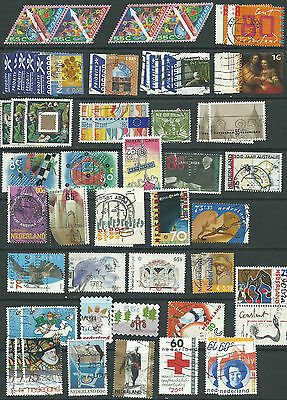 Netherlands modern selection used 3 pages