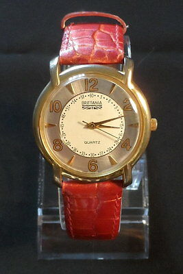 Women's Brittania Quartz Watch (BL965)