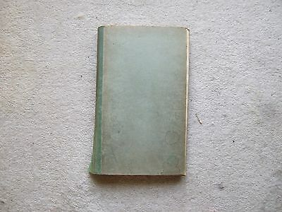 thick old scrapbook swimming c1961
