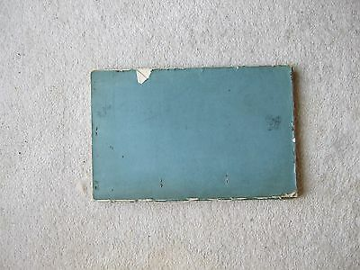 thick old scrapbook swimming c1962