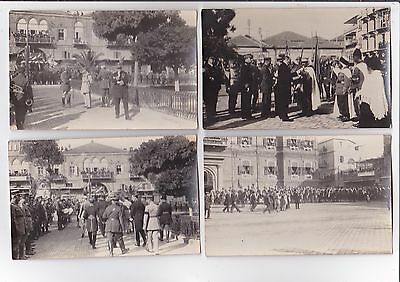 LIBAN old postcard : jouvenel a beyrouth, 4 cartes