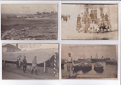LIBAN old postcard : beyrouth 14 cartes + 1 double