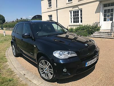 BMW X5 4.0D M Sport  5DR  AUTO. PANORAMIC Glass Sunroof