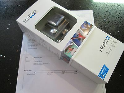 GOPRO HERO + LCD TouchScreen HD  8MP/1080p BRAND NEW WARRANTY REPLACEMENT CAMERA