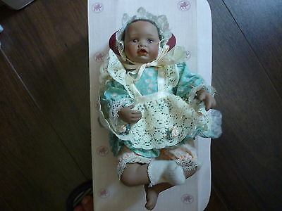 Danielle  93021 baby doll by yolanda bello from the Ashton Drake galleries