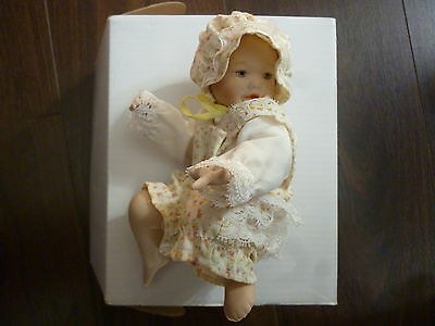 Lisa  baby doll by yolanda bello from the Ashton Drake galleries