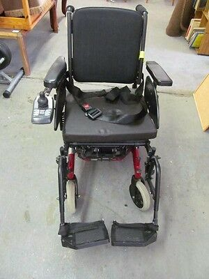 Invacare Spectra Plus Riser Electric Mobility Wheelchair