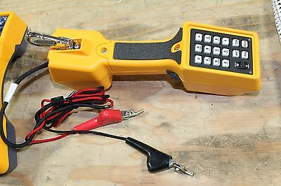 Harris Fluke Ts 22A Data Safe Butt Set  Hands Free Speakerphone Free Shipping