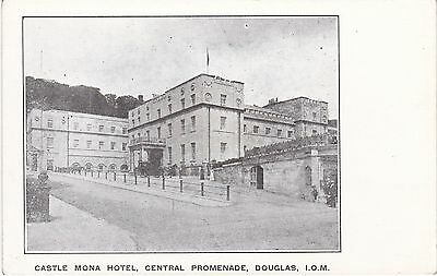 Castle Mona Hotel, Central Promenade, DOUGLAS, Isle Of Man
