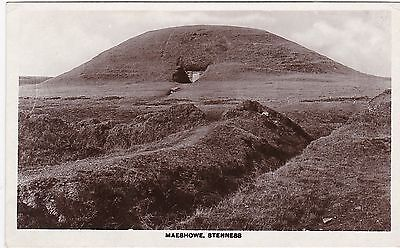 Maeshowe, STENNESS, Orkney Islands RP