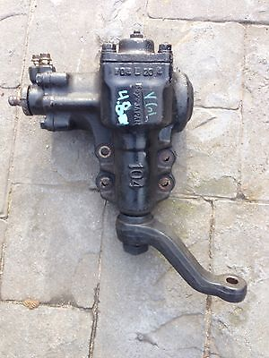 Nissan Patrol GU Y61 Patrol Steering box suit 4cyl and 6cyl