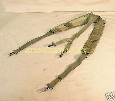 Usgi Us Military Alice Y Lc2 Load Bearing Shoulder Straps For Web Belt Suspender