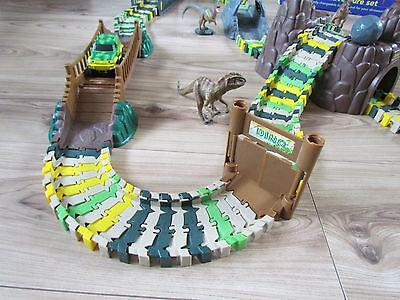 Early Learning Centre Dino Adventure Track Flexi Trax ELC Playset Car Boxed