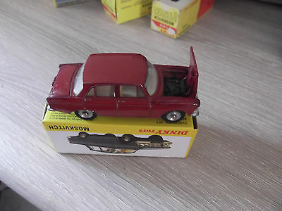 dinky toys made in France moskvitch en boite