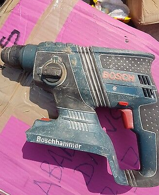 Bosch GBH 36 V-LI Compact Professional SDS Plus Hammer Drill only body  faulty