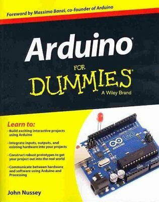 Arduino For Dummies by John Nussey 9781118446379 (Paperback, 2013)