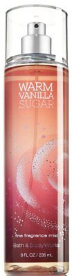 Fragrance Mist - Warm Vanilla Sugar