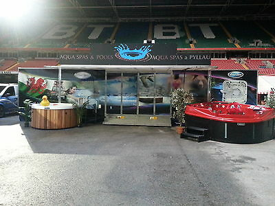 7m EVENT HUGE EXHIBITION TRAILER WITH BIG POD EXTENSION - SHOWS MARKET CATERING