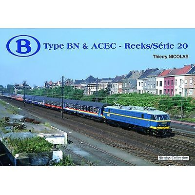 Nicolas Collection 978-2-930748-14-6 BUCH B Type BN&ACEC - Reeks/Série20 Neu+OVP