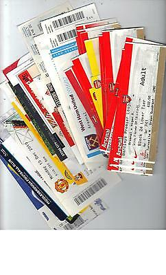 TICKET - ARSENAL v MANCHESTER UNITED - FA YOUTH CUP - 2012/13 SEASON