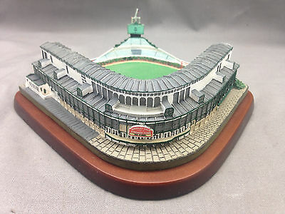 Danbury Mint Wrigley Field Home of Chicago Cubs No Box Displayed