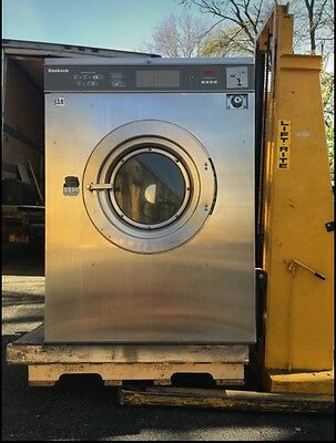 80Lb Huebsch Commercial Washer HC80VXVQU