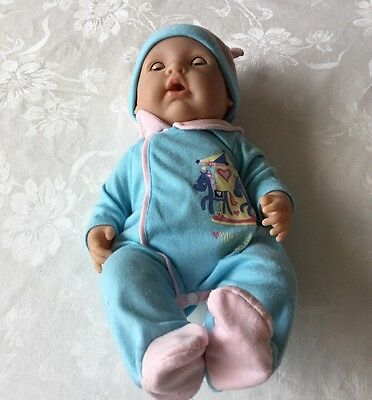 Benenguer Girls Baby Doll With Pyjama Outfit