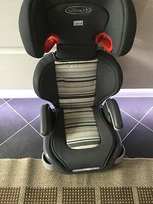 GRACO Junior Children's Car Booster Seat