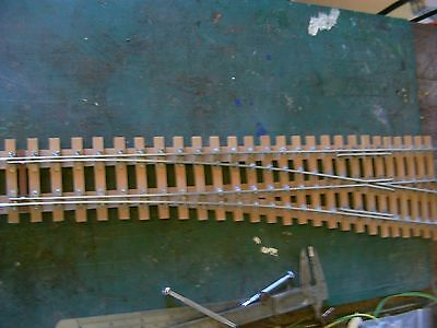 O gauge long right hand points