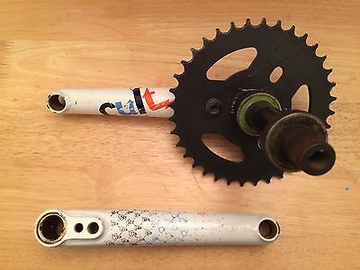 DMR BMX Style Cult 175mm Cranks