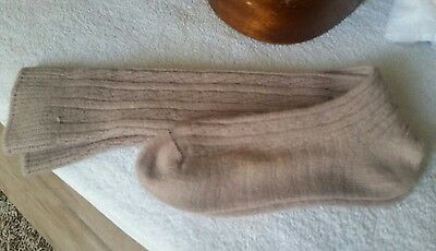 Vintage Cableknit Socks Cable Knit
