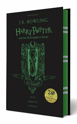 Harry Potter and the Philosopher's Stone - Slytherin Edition by J. K. Rowling...