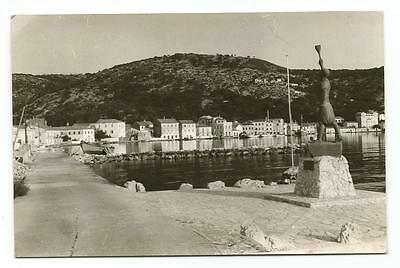 Greece Ionian Islands Paxi Paxoi Gaios View Of The Port Old Photo Postcard #2