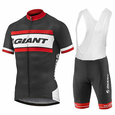 Equipacion Giant 2017 ciclismo cycling ciclista maillot culotte set mtb btt tour
