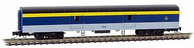 Micro Trains Z Scale 55300130 Baggage Car, Baltimore and Ohio - SPECIAL!!
