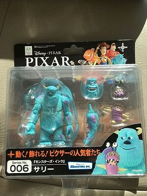 Pixar Figure Collection 006 Monsters Inc