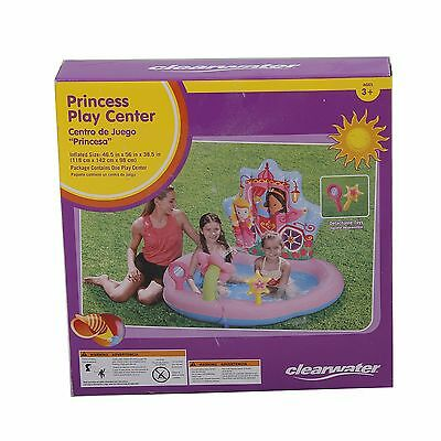 Clearwater  Princess Play Center / Girl's Kids' Inflatable Pool