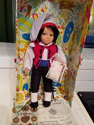 Rare Lenci Prince Doll, 1997 Limited Edition #242/499 with Box Tags & Coa Nrfb