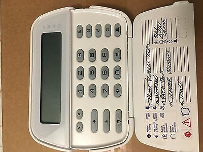 DSC SECURITY PK5501ENG KEYPAD ALARM- Used in Excellent Condition