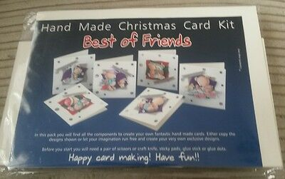 Best of Friends Christmas Card Kit