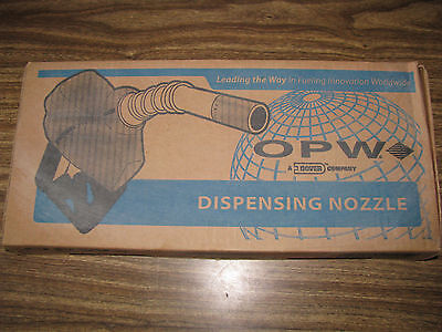 OPW 11AKP-7009NC GAS Nozzle Unleaded NEW opened box April 2014 CND