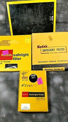 Kodak Safelight filters
