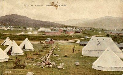 1927 Card - Trawsfynydd, South Camp